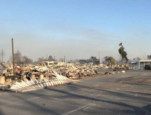 Wildfires Cause Massive Destruction of Manufactured Home Parks